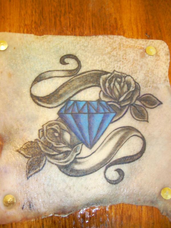 diamond by Bheliar