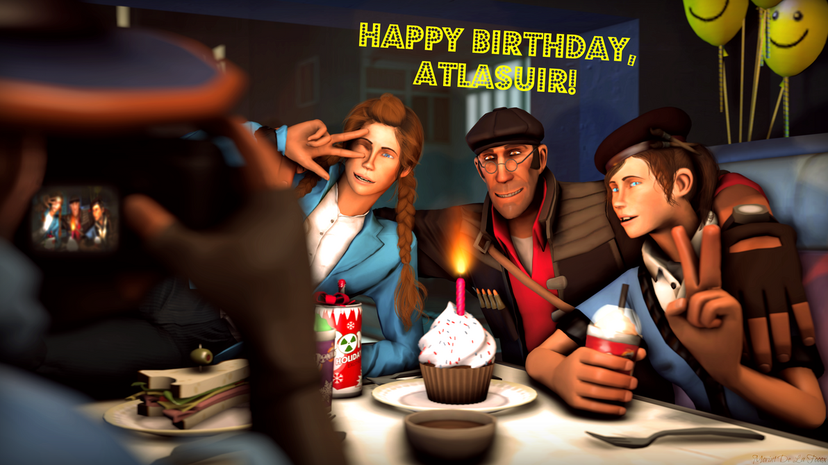 Happy B-Day, bro! by MorintDeLaFooox