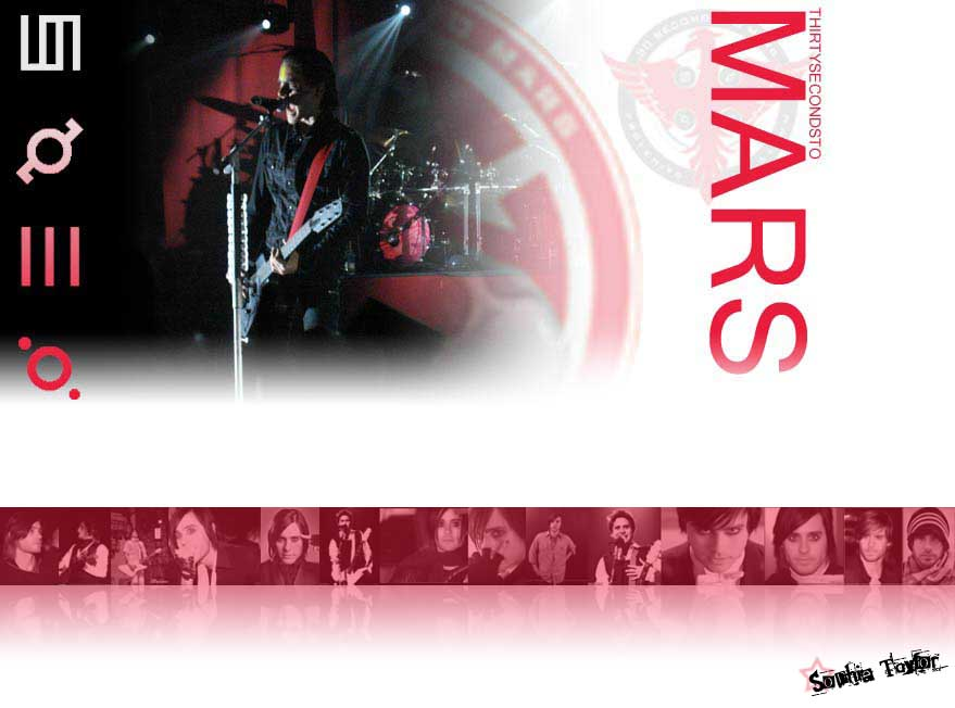 30 seconds to mars wallpaper by Delilah-Polka-Dotts on DeviantArt