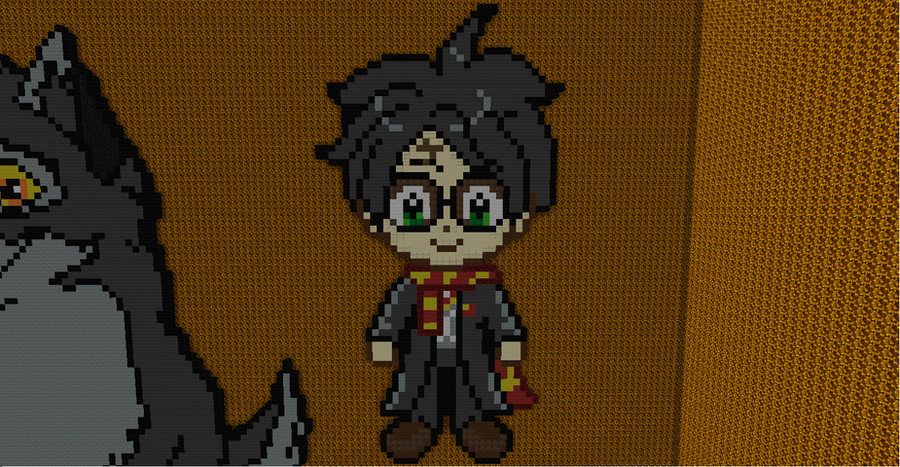 Delightful Minecraft   Harry Potter By Daishi2 ...