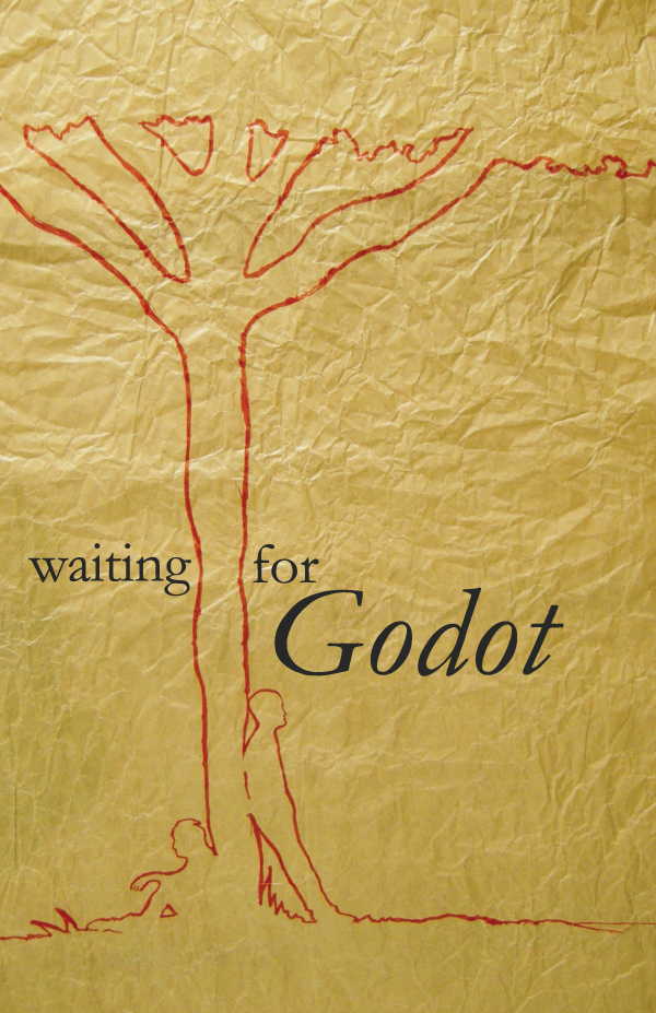 waiting for godot poster by firedanceratrea on  waiting for godot poster by firedanceratrea