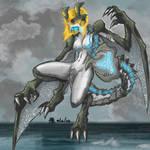 Kaiju girl : Otachi