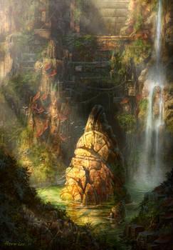 Fantasy Island by peterconcept
