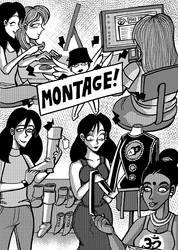 Montage! by Asylum-Squad
