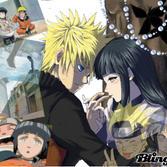 Naruto Hinata by jeannexren