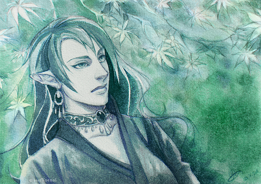Turquoise Cristalline by Yoenai