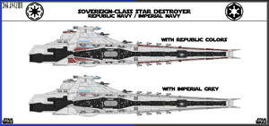Republic/Empire -- Sovereign-Class Star Destroyer