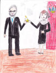 Count Petofi and Kitty Soames