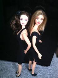 Nellie Lovett and Tiffany Ray by GCBfanforlife1