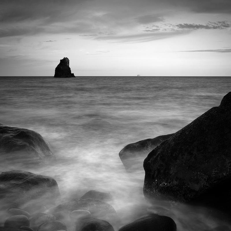 Ship in the horizon by koposs