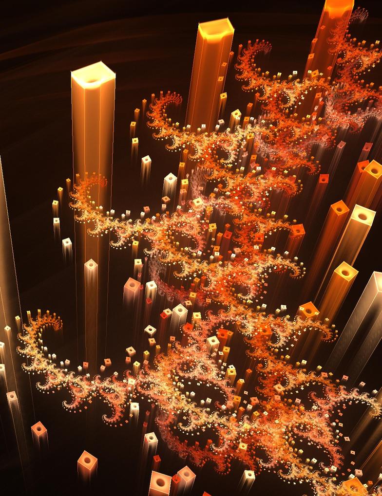 fractal chart by kimsmile