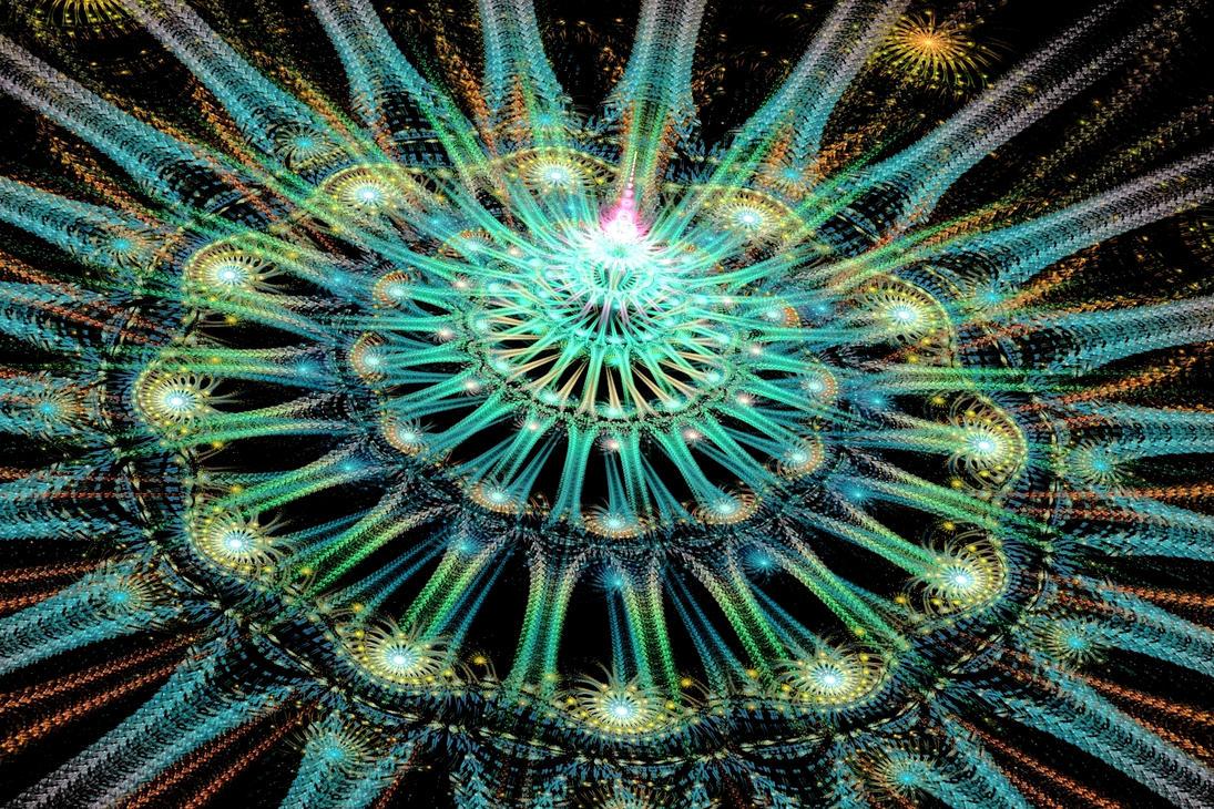 fractal roulette by kimsmile