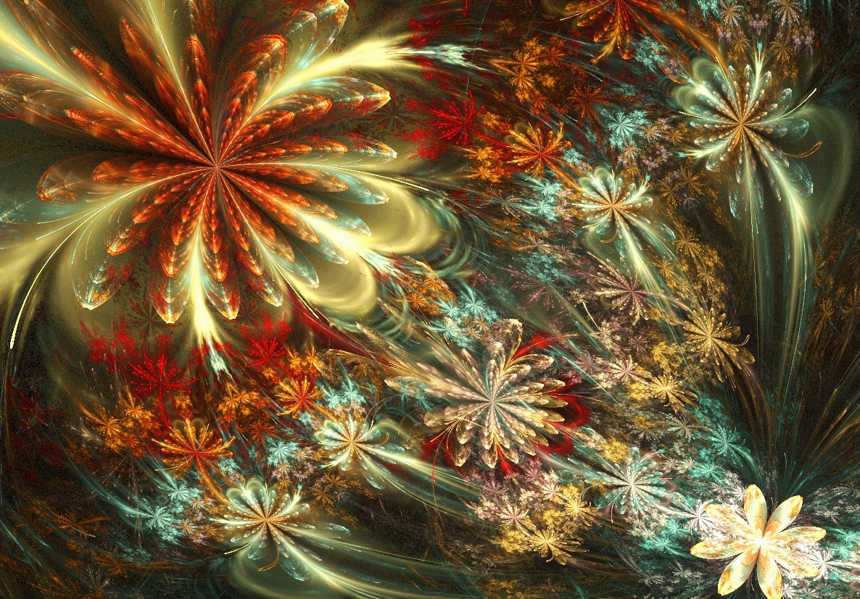 floral variation by kimsmile