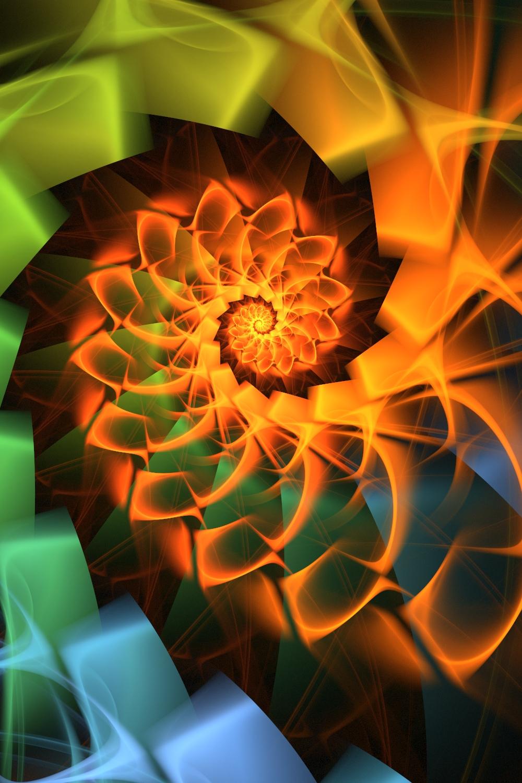 spiral by kimsmile