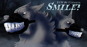 YCH) Smile! - auction