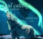 YCH) Soul calling - multiple slots open