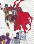 Mortal Kombat vs SPAWN