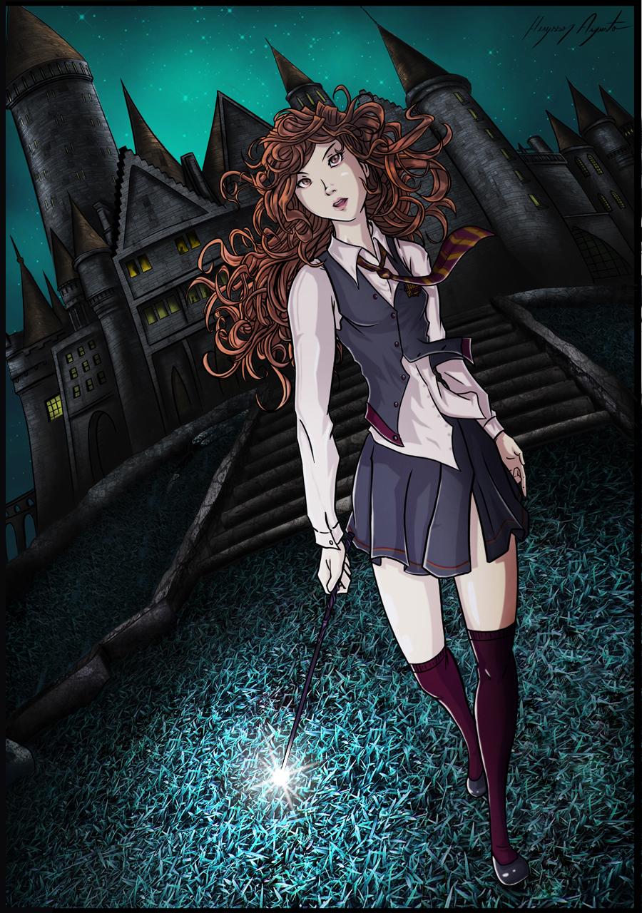 Miss Granger by Snoo-Snoo