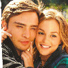 Blair and Chuck Icon by KissingButterfly