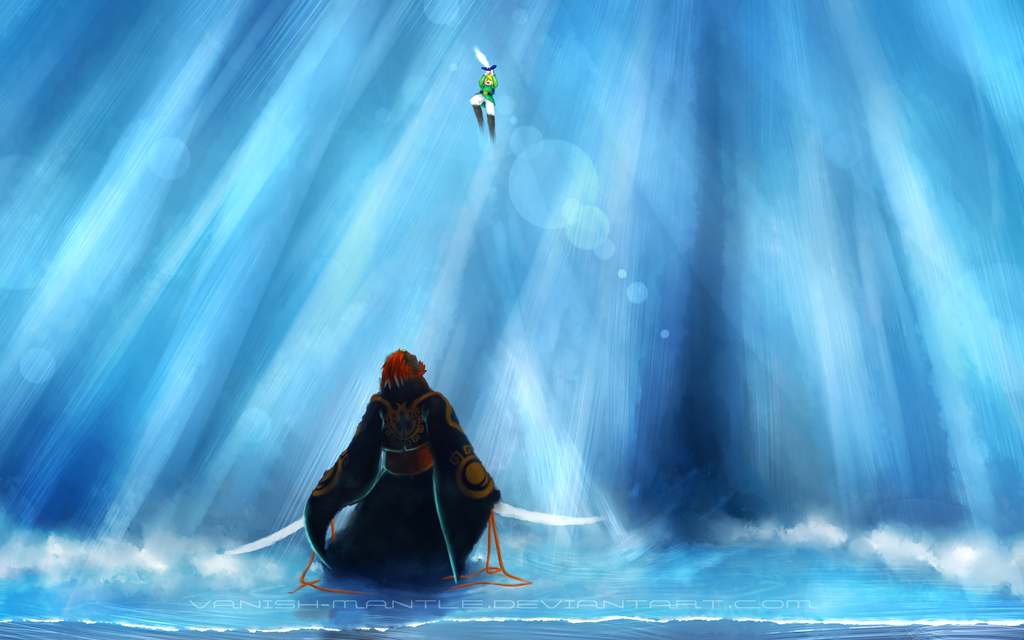 The Wind Waker - The Height of a Legend by Vanish-Mantle