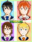 TMNT School Boys