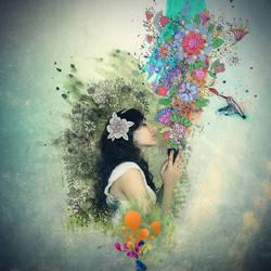 Her Dream by vikaadi