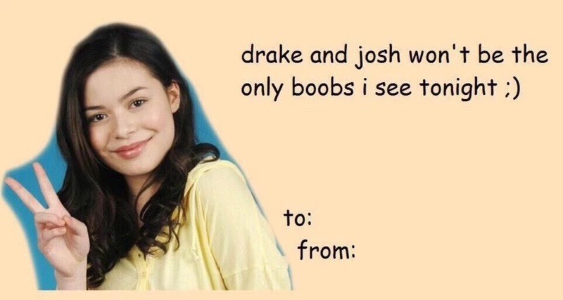icarly by vaIentines on DeviantArt – Icarly Valentine Cards