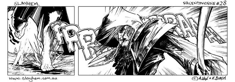 Slayhem: Ravensthorne 28