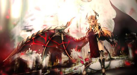 Sin - Demon girl