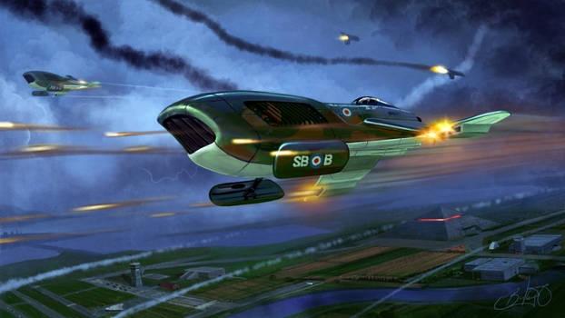 Spitfire 3k