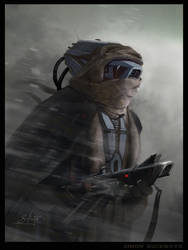 CyberGuard by simon buckroyd by Binoched
