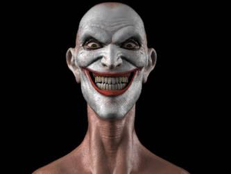 Joker (WIP2) by Simon Buckroyd by Binoched