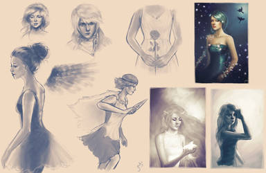 Sketches 22.8.2014