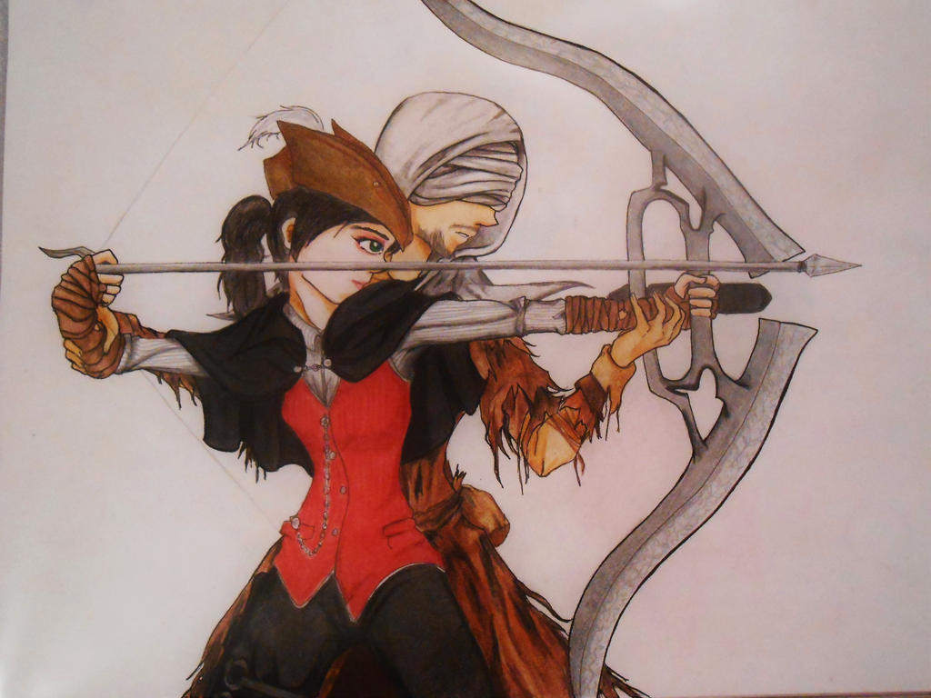 lover s bowblade by alicevonblack5 on deviantart