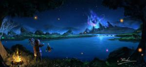 Final Fantasy 14 by YangHuRoda