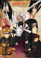 Naruto Shippuden : Thank you by Itasugen