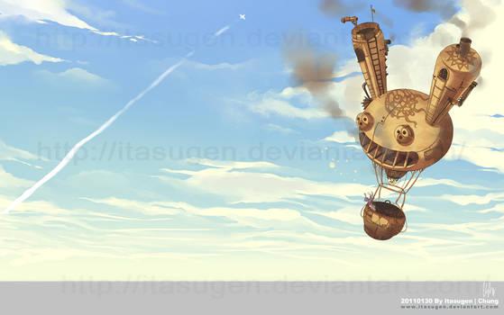 Original : Fly Me to Freedom