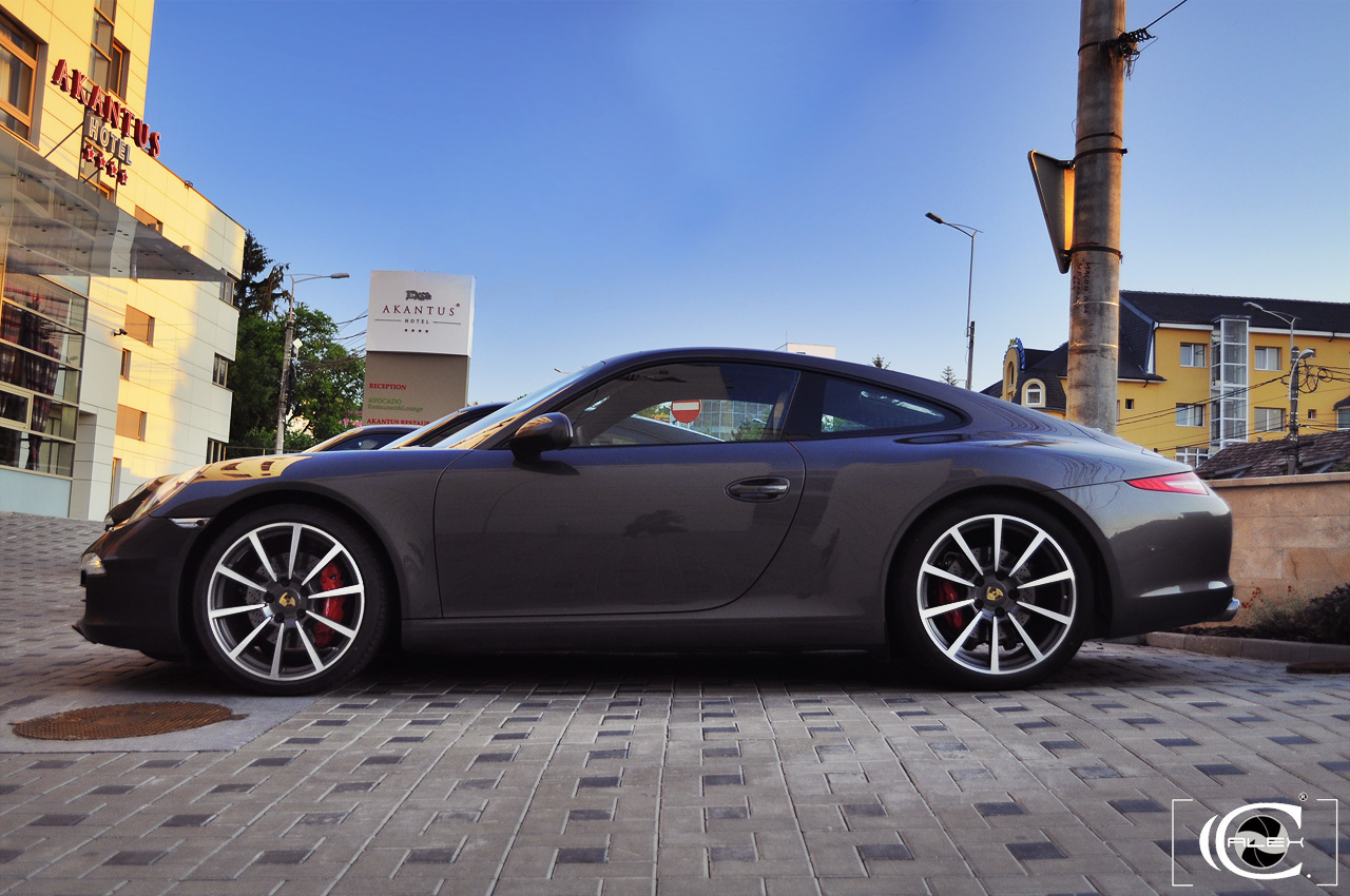 Porsche 911 991 Carrera S 2 by Alex230 on DeviantArt