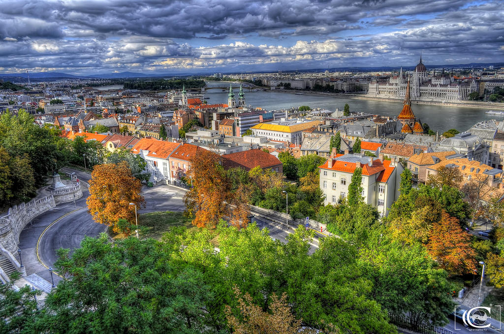 Budapest by Alex230