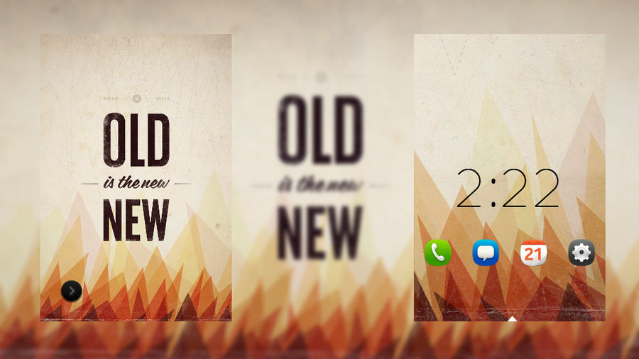 Old is the NEW by koenigsklasse