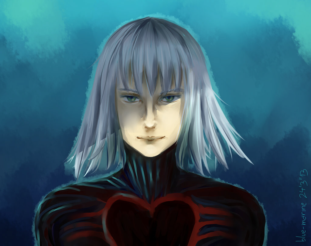 KH - Riku by blue-marine