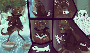 Magic Familiar Trial - Monnie
