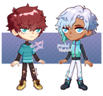 [A] Stylin' Adopts [AUCTION] [OPEN]