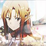 Asuna Icon // Sword Art Online