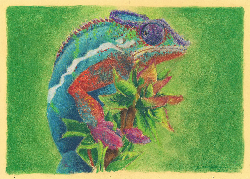 Chameleon by LuLucho1