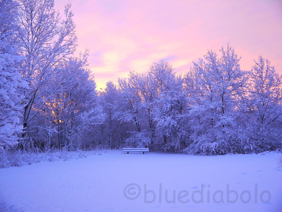 Heute Morgen im Park 2 by bluediabolo