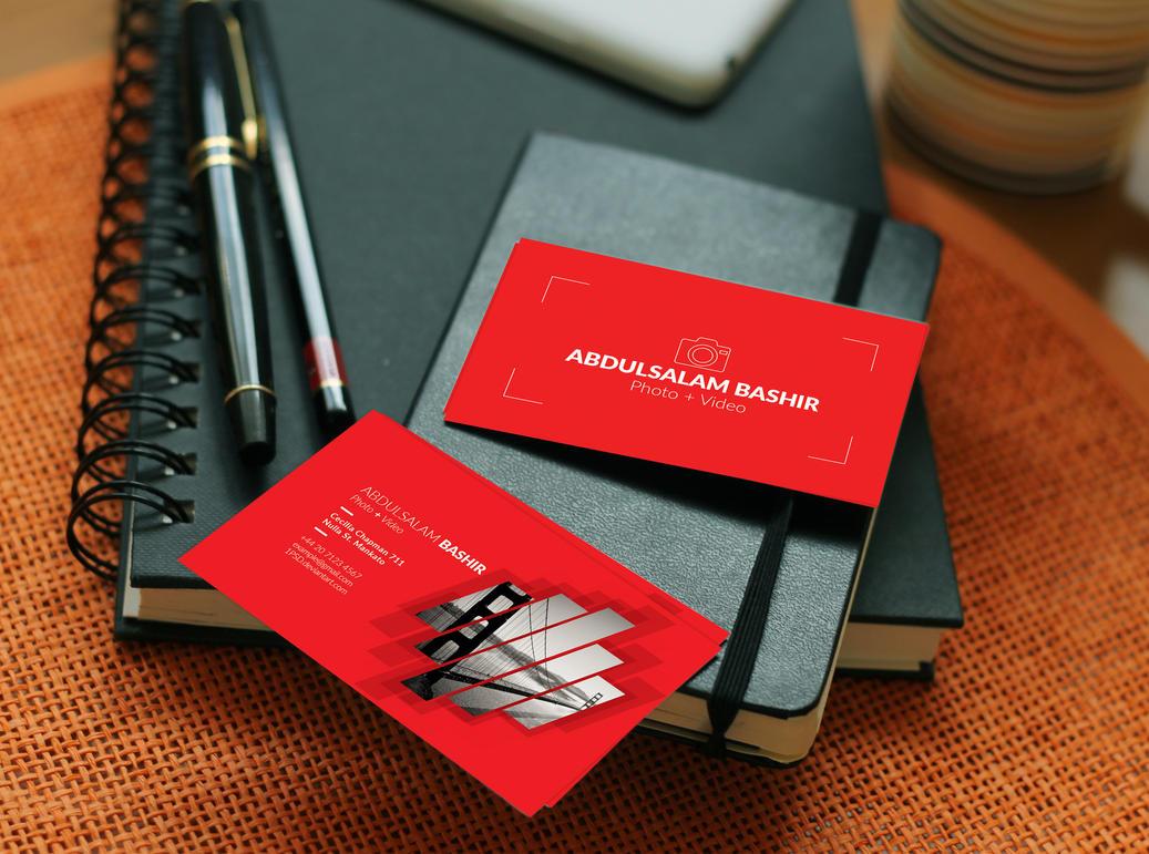 Business Card by 1PSD on DeviantArt