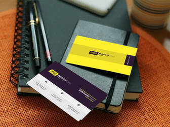 Business Card by 1PSD