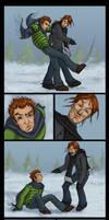 Bill Weasley Beatdown