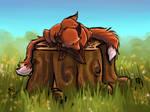 Fox Nap